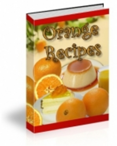 Product picture 65 Orange Recipes