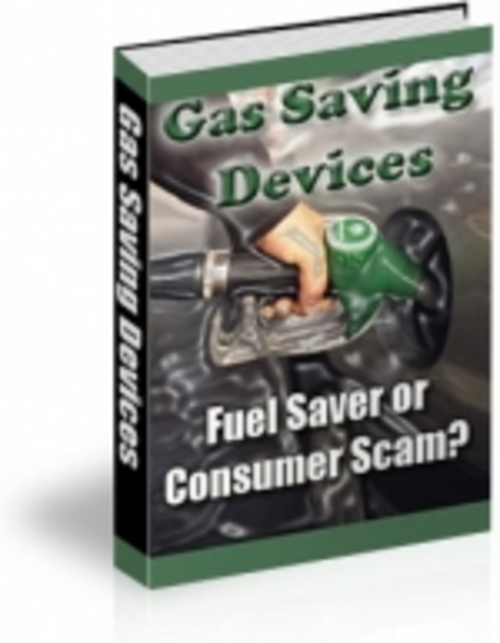 Product picture Gas Saving Devices