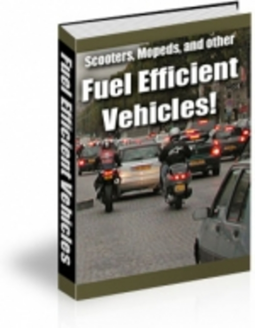 Product picture Fuel Efficient Vehicles