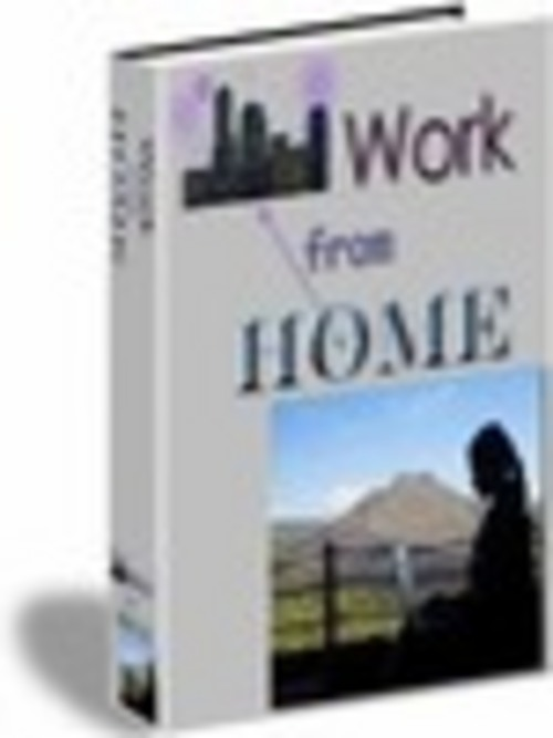 Product picture Work From Home